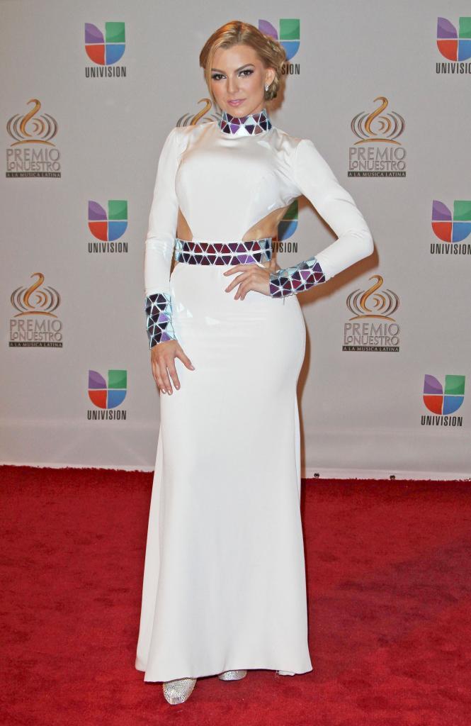 Marjorie de Souza, Premio Lo Nuestro 2012