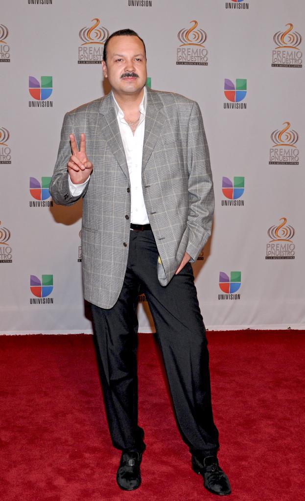 Pepe Aguilar, Premio Lo Nuestro 2012
