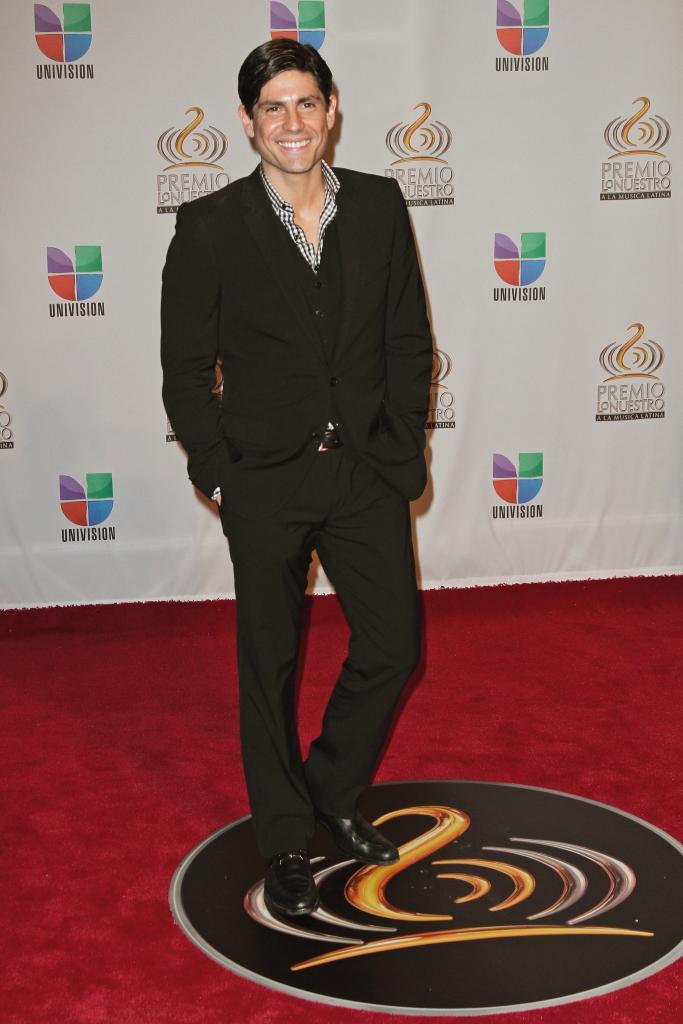 Poncho de Anda, Premio Lo Nuestro 2012