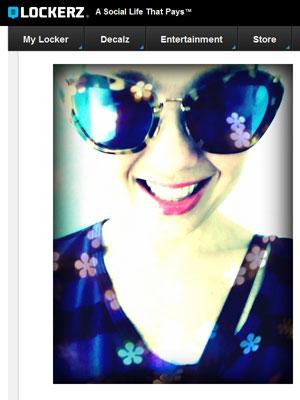 Thalía, famosos en Twitter