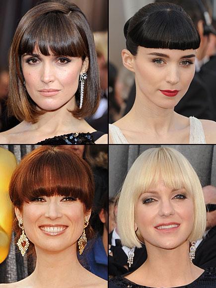 Tendencias Oscars 2012