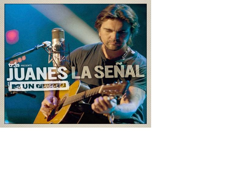 Juanes, JUANES MTV UNPLUGGED