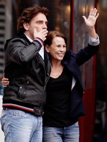 Harry Geithner, Leticia Perdigón