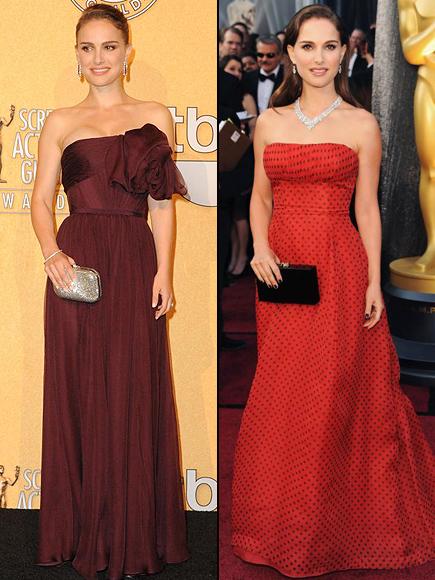 Natalie Portman, ¿Dónde se ve mejor?