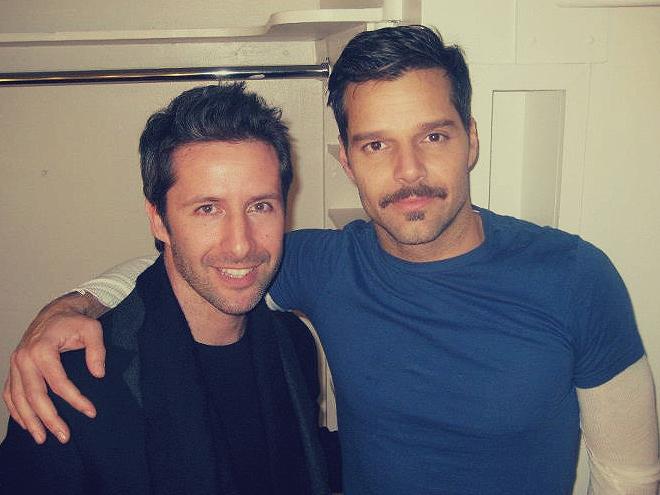 Ricky Martin, Marco Zunino