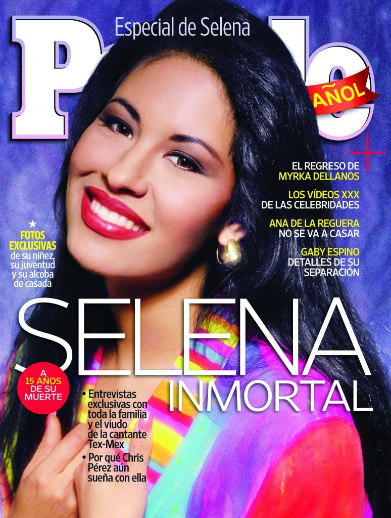 Portada Selena