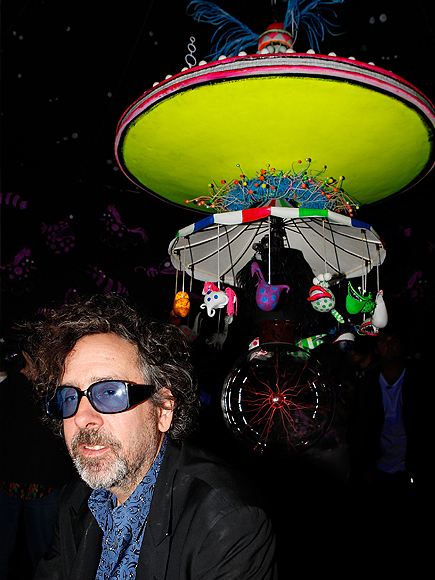 Tim Burton, Innovadores