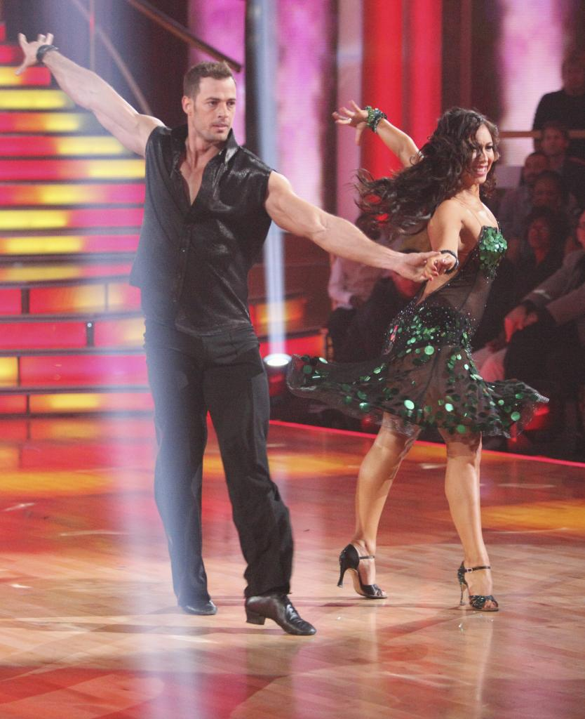 William Levy, Cheryl Burke