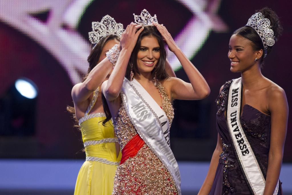 Carlina Duran, Miss Republica Dominicana
