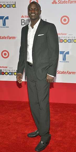Akon, Latin Billboard 2012