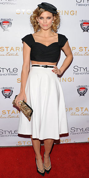 ANNALYNNE MCCORD, Cropped Tops, Tendencia