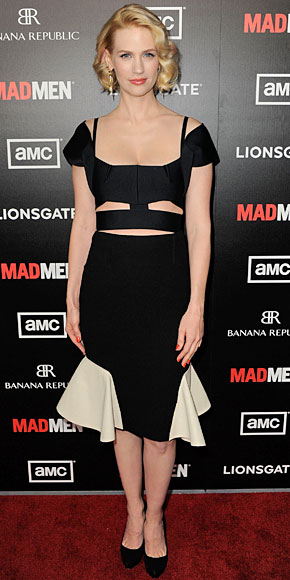 JANUARY JONES, Cropped Tops, Tendencia