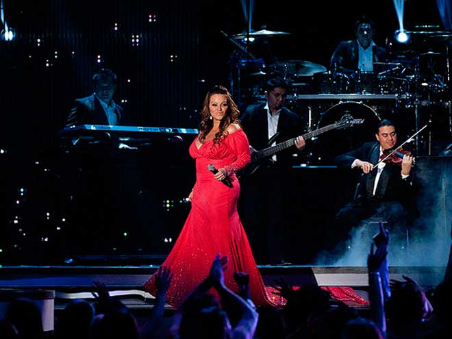 Jenni Rivera, Latin Billboards 2012