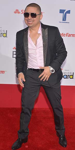 Larry Hernández, Latin Billboard 2012