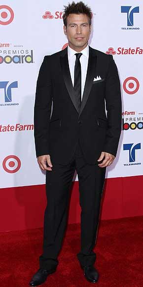 Rafael Amaya, Latin Billboard 2012