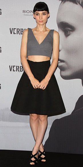 ROONEY MARA, Cropped Tops, Tendencia