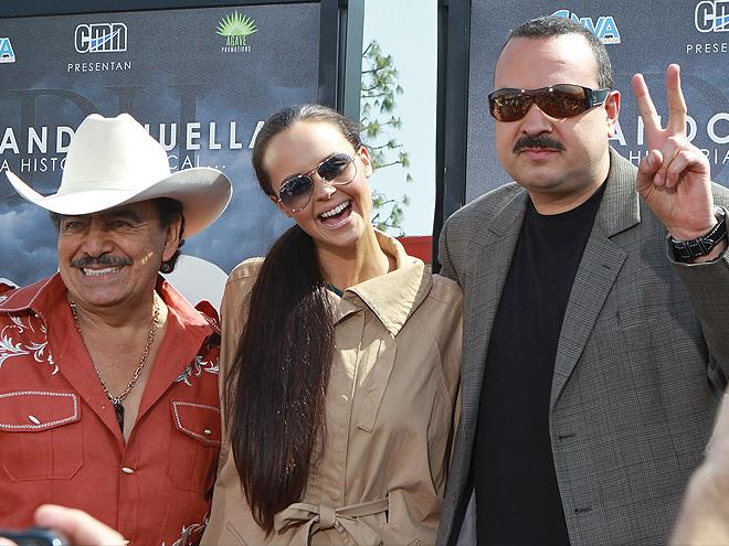 Joan Sebastian, Shaila Durcal, Pepe Aguilar