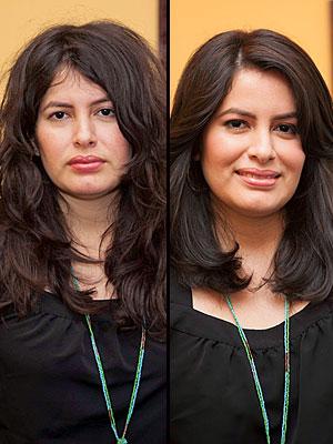 Silvia Eliza Díaz, Christo, Cambio