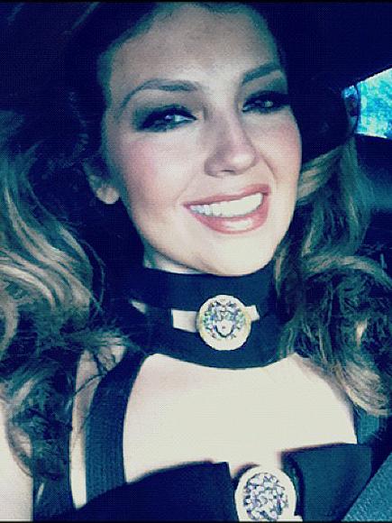 Thalía, Evita
