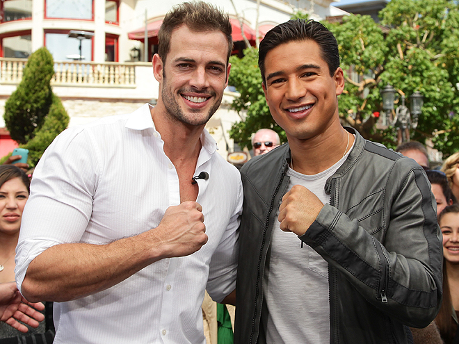 William Levy, Mario López