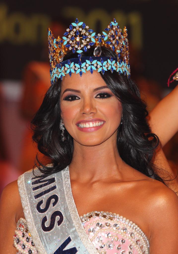 Ivian Sarcos, Miss Mundo 2011