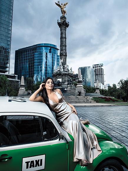 Ana Brenda Contreras, Los 50 más bellos 2012