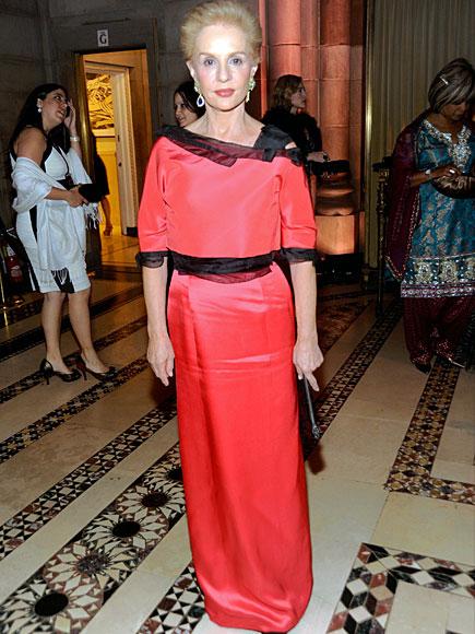 Carolina Herrera, Gala del Museo del Barrio