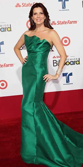 Maritza Rodríguez, Latin Billboard 2012