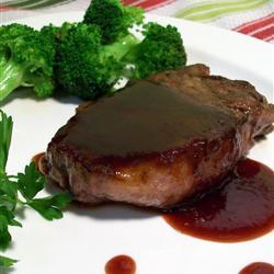 Salsa para carnes