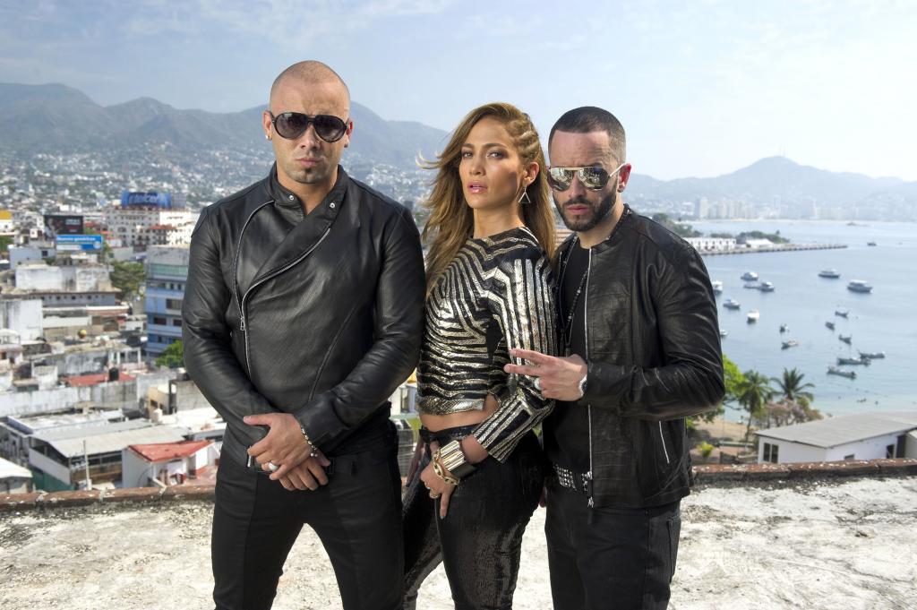 Wisin, Yandel, Jennifer López, Premios People en Español 2012