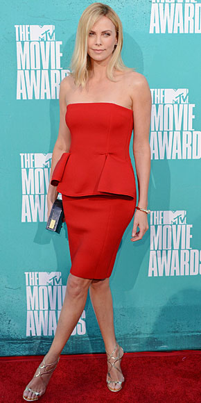 CHARLIZE THERON , MTV Movie Awards