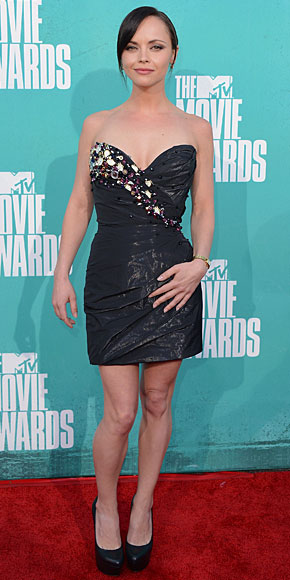 CRISTINA RICCI, MTV Movie Awards