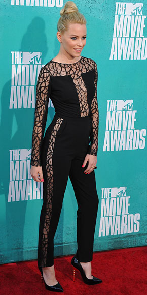 ELIZABETH BANKS, MTV Movie Awards