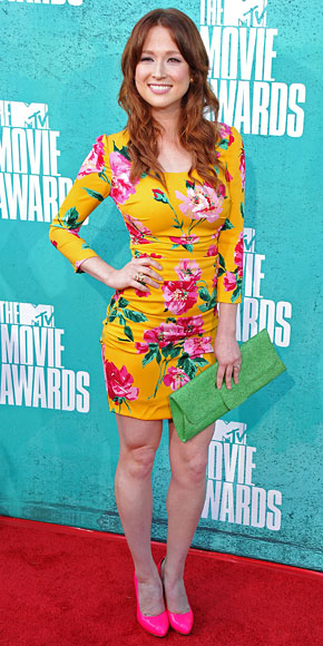 ELLIE KEMPER, MTV Movie Awards