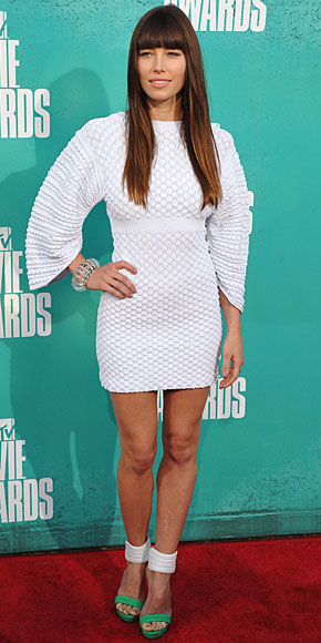 JESSICA BIEL, MTV Movie Awards