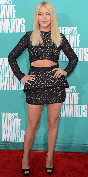 JULIANNE HOUGH, MTV Movie Awards