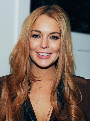 Lindsay Lohan, database