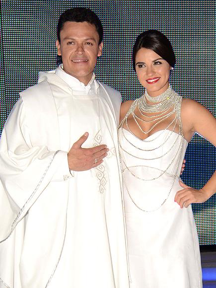 Pedro Fernández, Maite Perroni