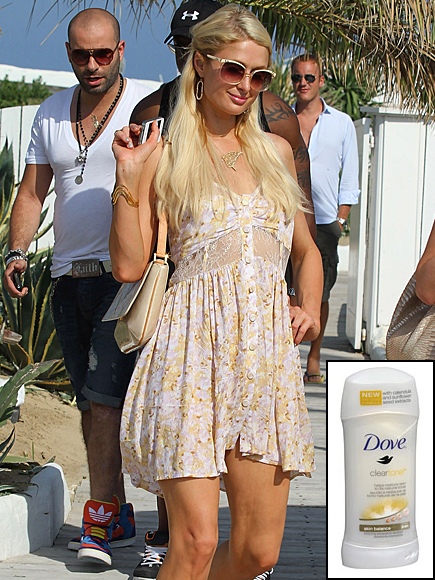 Paris Hilton, Mariela Bagnato