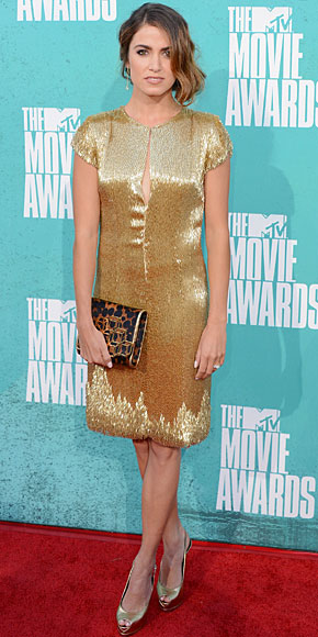 NIKKI REED, MTV Movie Awards