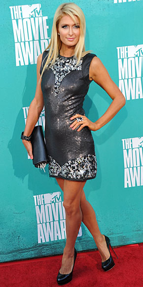 PARIS HILTON, MTV Movie Awards