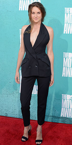 SHAILENE WOODLEY, MTV Movie Awards