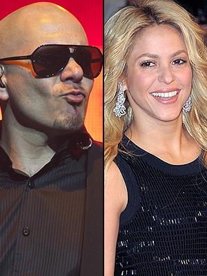 Shakira, Pitbull