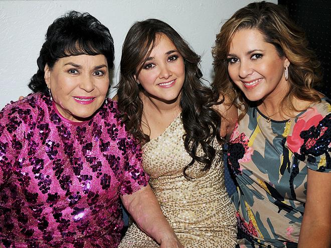 Carmen Salinas, Sherlyn y Ana María Canseco