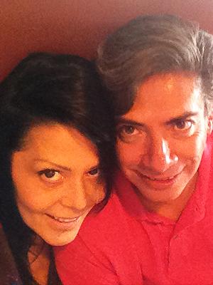 Alejandra Guzmán, Adrián Tovar