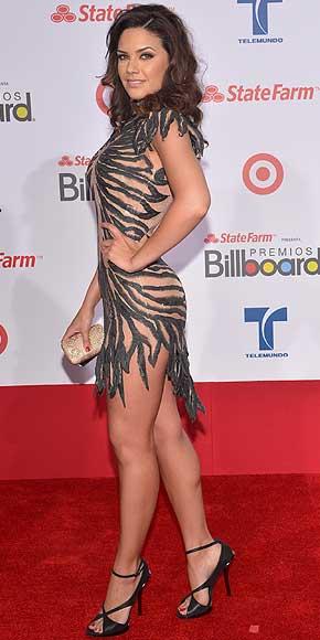 Angélica Celaya, Latin Billboard 2012