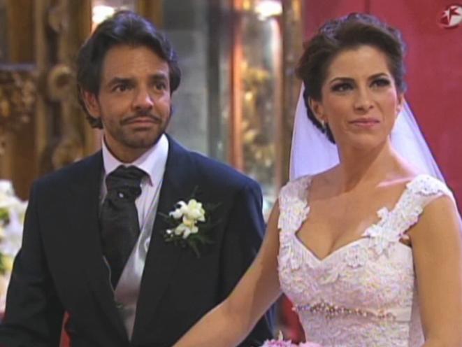 Boda Eugenio Derbez y Alessandra Rosaldo