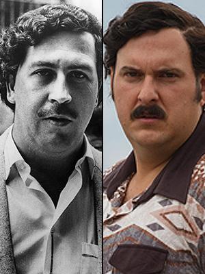 Pablo Escobar, Andrés Parra