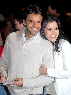 Eugenio Derbez, Alessandra Rosaldo