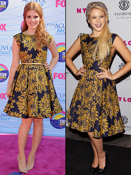 Holland Roden, Renee Olstead, Dos mujeres